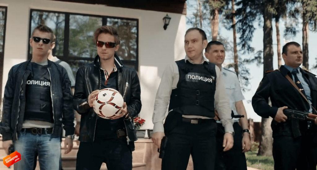 Полицейский с рублевки 1 сезон 1 серия