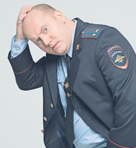 Полицейский с Рублевки без цензуры